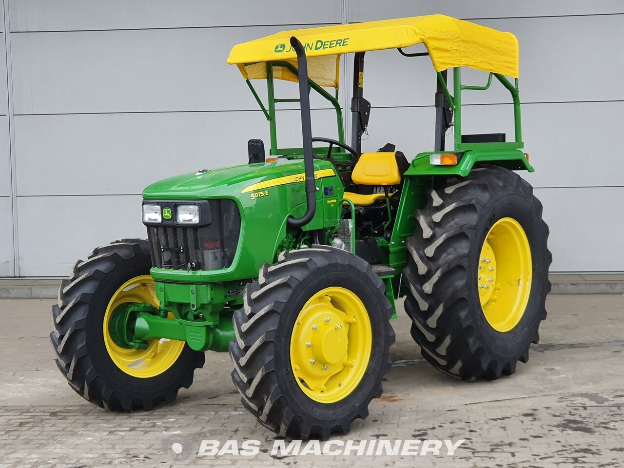 John Deere 2021 Tractor Agricultural Bas Machinery