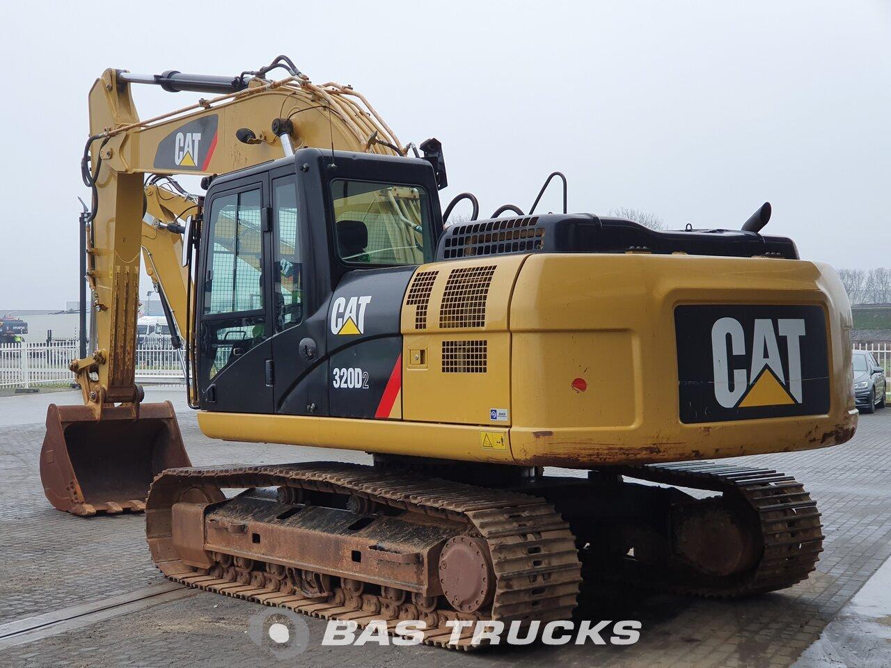 for sale at bas trucks caterpillar 2017 track excavator