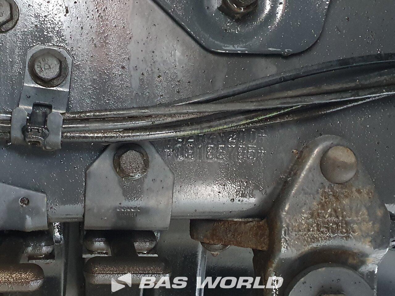 Scania R490 2014 Ciagnik siodłowy - BAS World